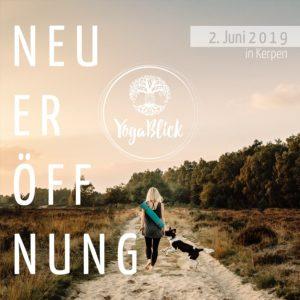 YogaBlick - Neueröffnung Kerpen 2019