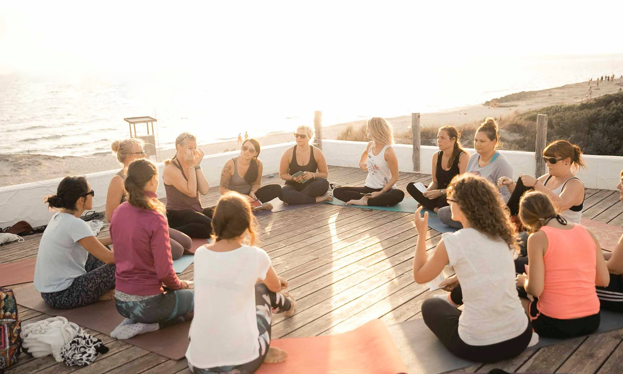 YogaBlick - Formentera Retreat 2019