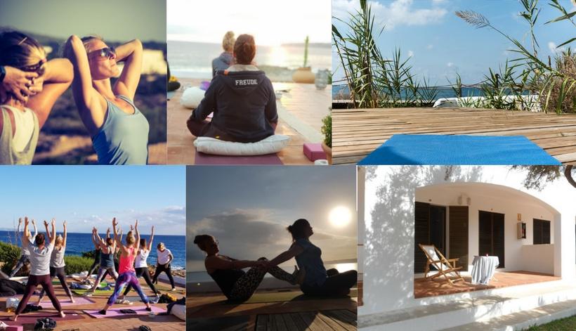 YogaBlick - Formentera Retreat 2020 - Yogapraxis