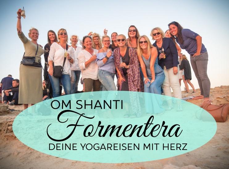 YogaBlick - Formentera Retreat 2020 - Yogareise mit Herz